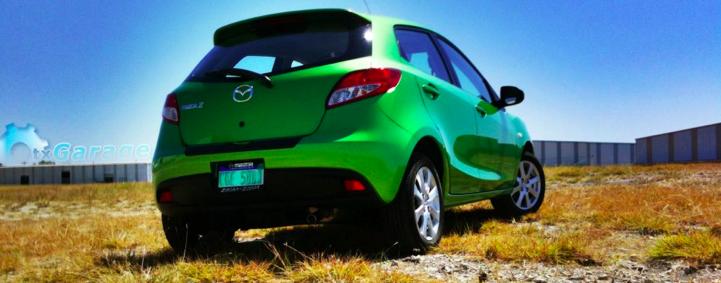2012 Mazda 2 reviewed by txGarage