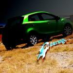 2012 Mazda Mazda2 compact hatchback by txGarage
