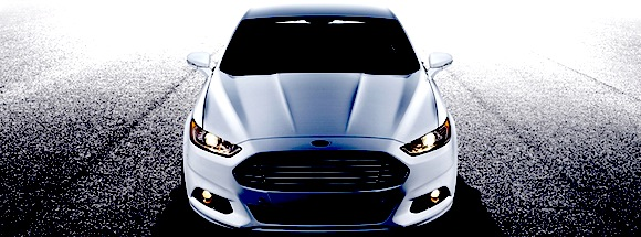 2013 Ford Fusion at the Detroit Auto Show - NAIAS