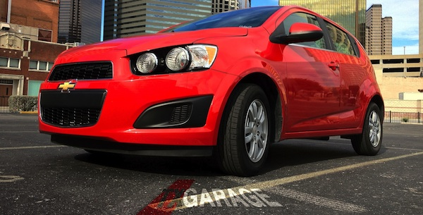2012 Chevrolet Sonic turbo - reviewed by txGarage
