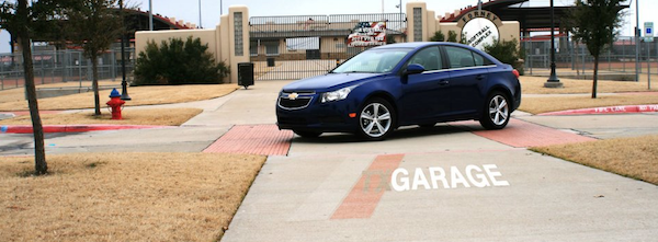 The 2012 Chevrolet Cruze 2LT reviewed by txGarage