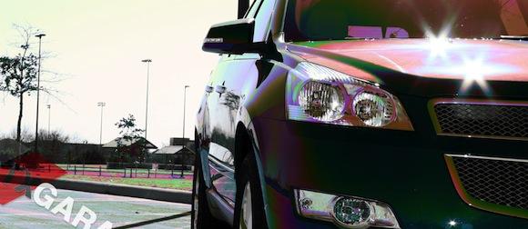2012 Chevrolet Traverse LTZ reviewed by txGarage