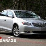 2012 Buick LaCrosse with eAssist at Turtle Creek in Dallas, Texas