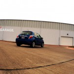 2012 Toyota Yaris hatchback by txGarage