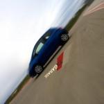 2012 Toyota Yaris 3-door hatchback - in motion with txGarage