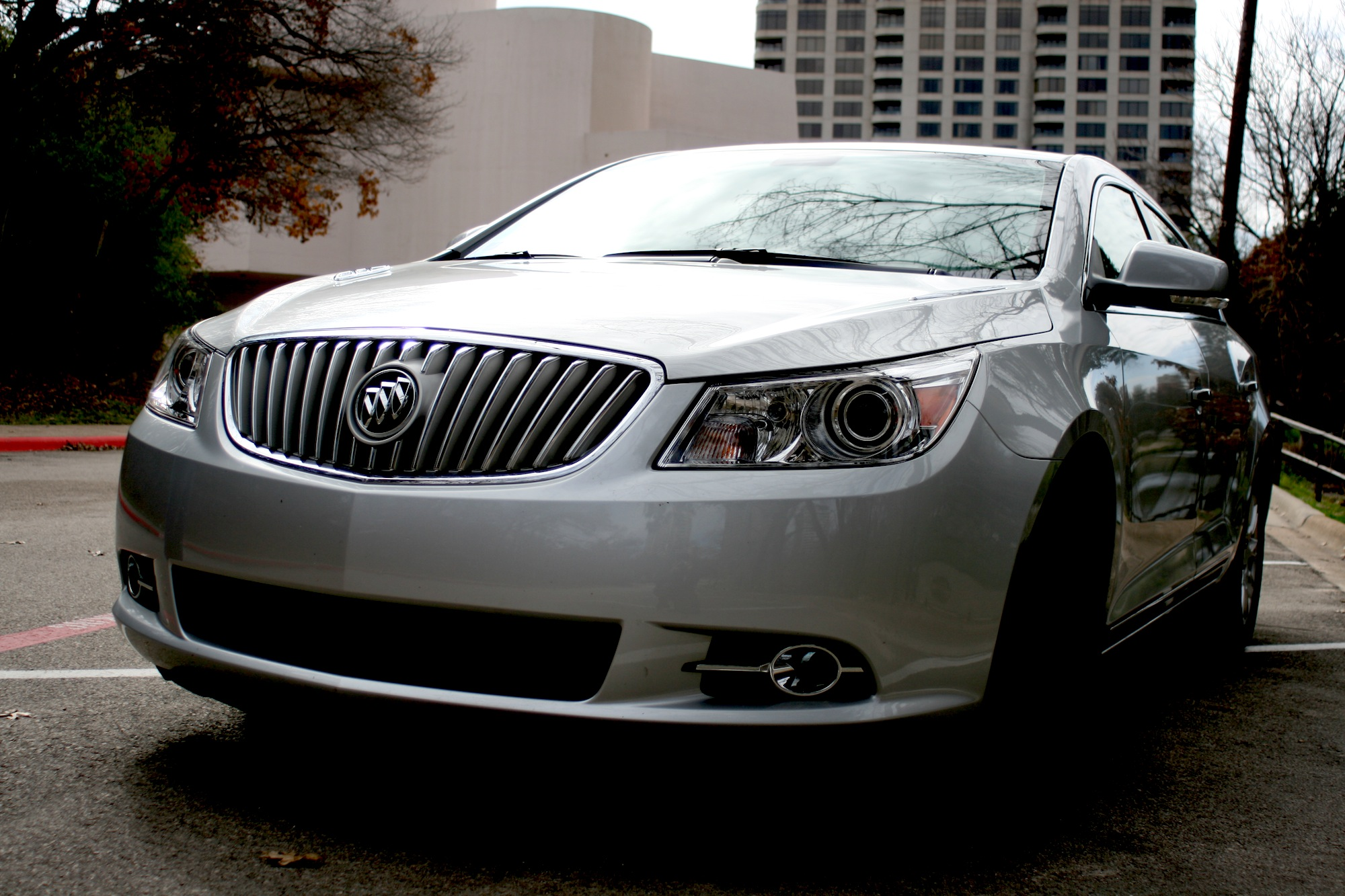 Video Review Of The 2012 Buick Lacrosse With Eassist Txgarage