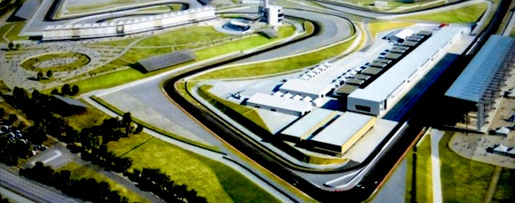 Circuit of the Americas - Austin F1