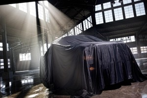 Ford teases new 2013 F-Series Super Duty Model