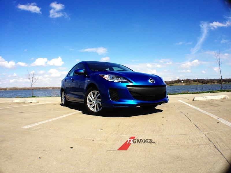 2012 Mazda 3 with SkyActive