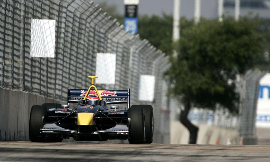 2013 IZOD Indy Car Racing