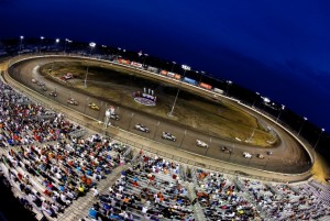 Texas Motor Speedway - Dirt Track Racing