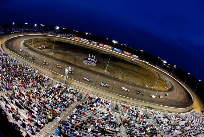 Texas Motor Speedway - Dirt Track Racing