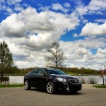 2013 Buick Regal GS - White Rock Lake - Dallas