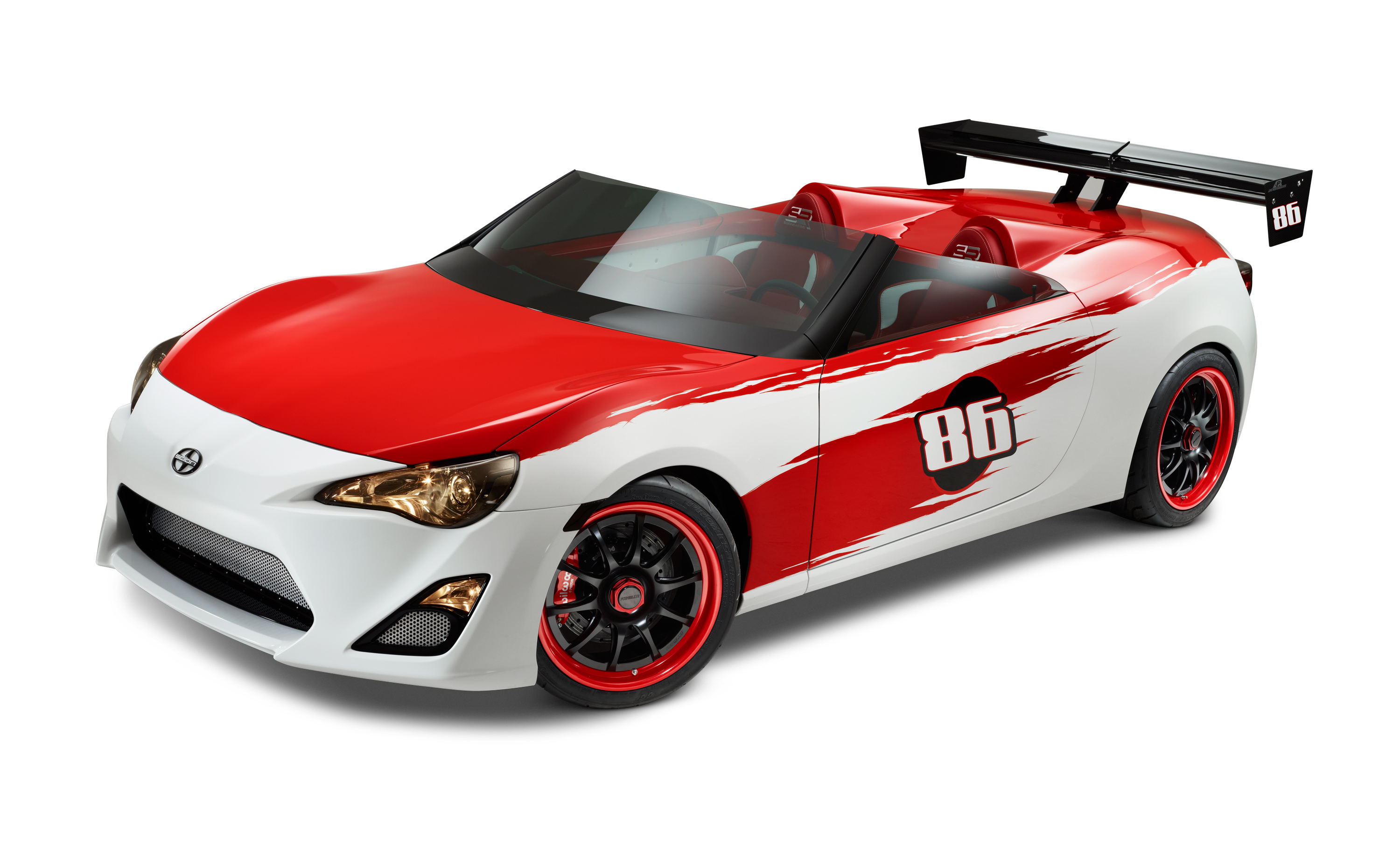 Scion FR-S Speedster