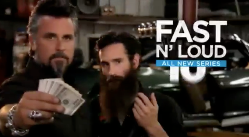 DFW Car Enthusiasts To Star In Discovery Series Fast N Loud - New car show on discovery channel