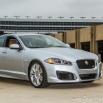 Jaguar XFR by David Lynn Cole