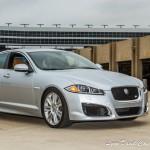 Jaguar XFR by David Lynn Cole