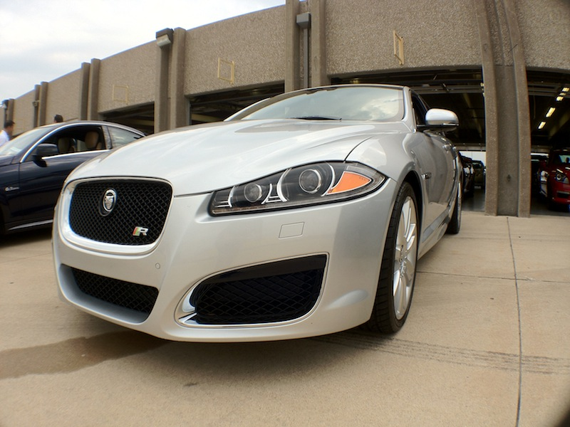 2012 Jaguar XFR a Quick Drive with txGarage