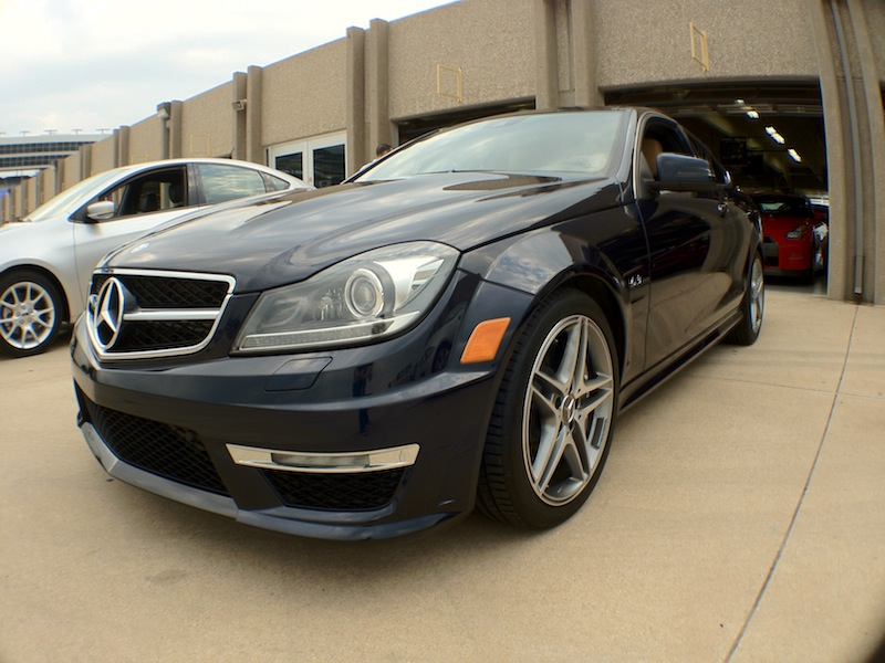 2012 mercedes benz c63 amg a quick drive with txgarage txgarage. Black Bedroom Furniture Sets. Home Design Ideas