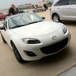 Mazda MX5 Special Edition a Quick Drive with txGarage