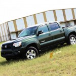 The 2012 Toyota Tacoma 4x4 TRD Off Road V6