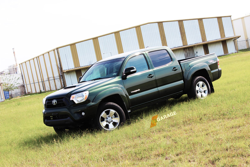 Full Review of the 2012 Toyota Tacoma 4×4 V6 TRD Off Road