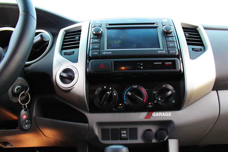 Toyota Tacoma Trd Off Road >> Full Review of the 2012 Toyota Tacoma 4x4 V6 TRD Off Road ...