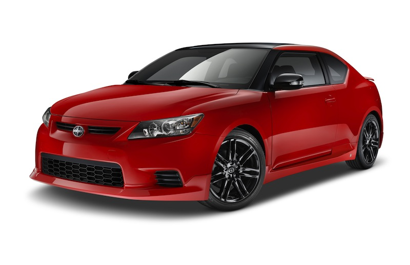 2013 Scion tC Release Series 8.0