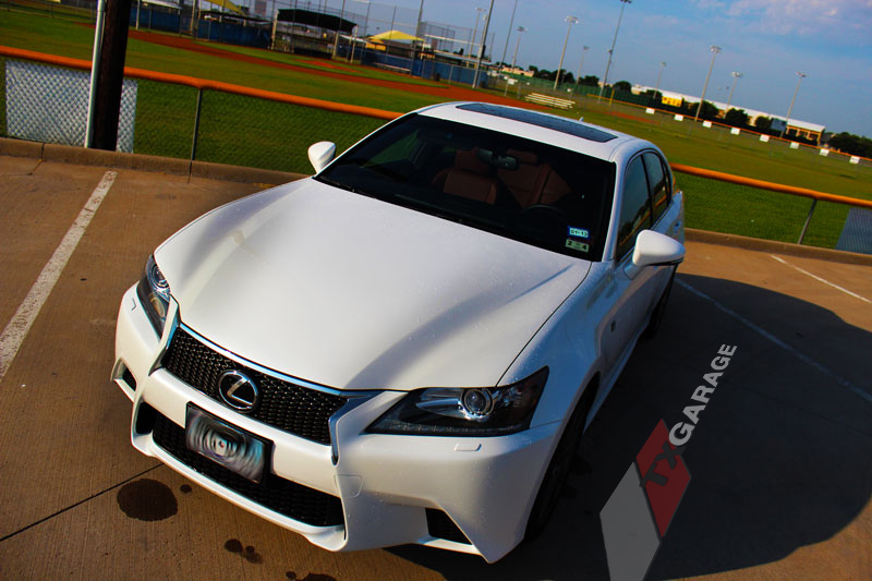 2013 Lexus GS 350 F-Sport by txGarage