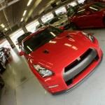 2013 Nissan GTR at Texas Motor Speedway for the Texas Auto Roundup