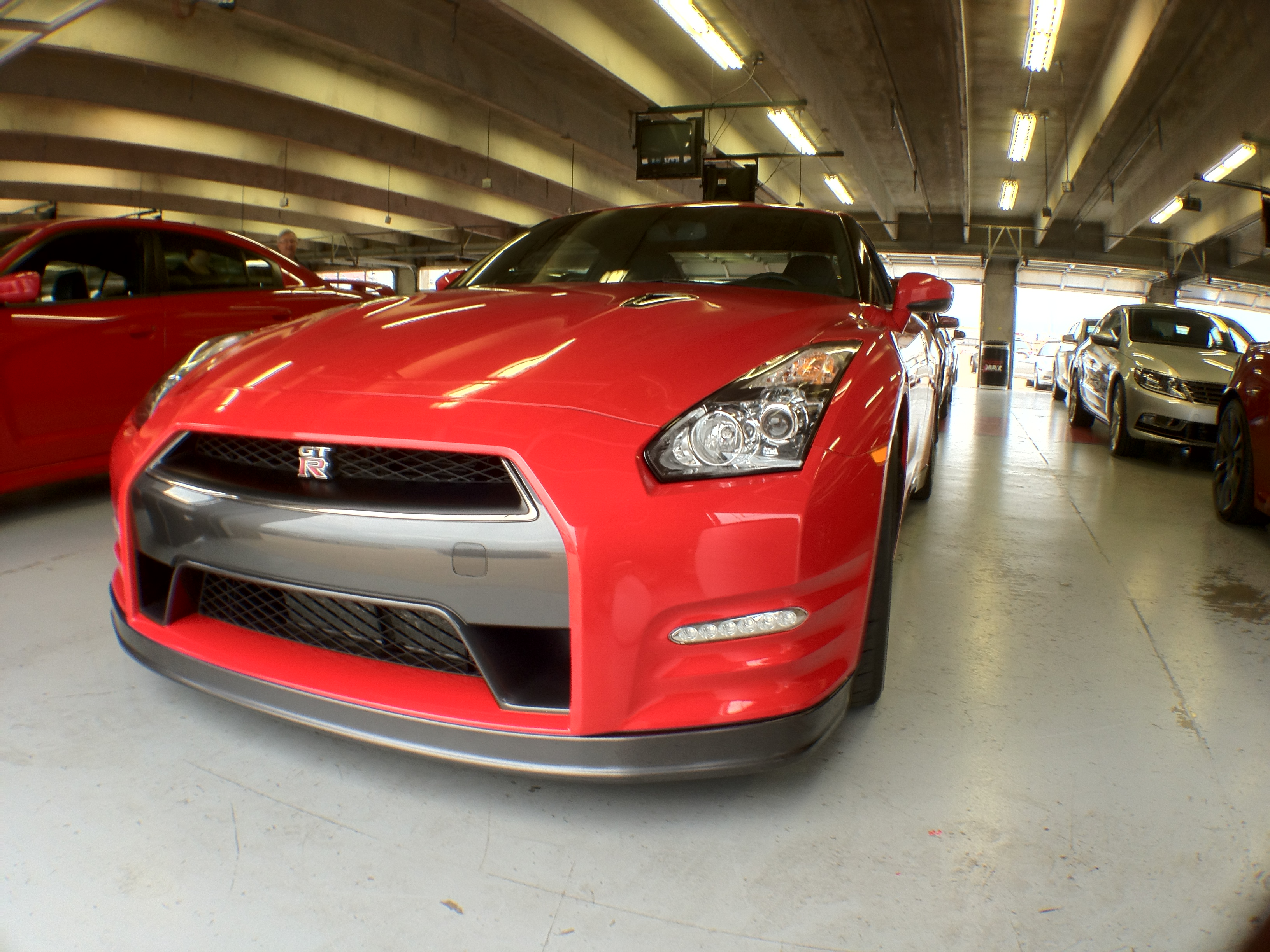 2013 Nissan GTR at the Texas Auto Roundup