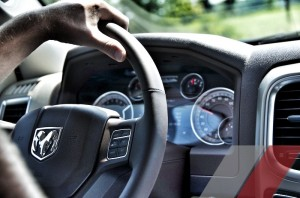 Inside the 2013 Ram 1500 - Great interior -