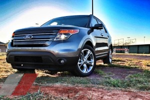 2012 Ford Explorer LTD