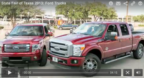 PickupTrucks.com on the 2013 Ford F-150 Luxury Trucks