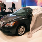 2013 Nissan Sentra - first look in Dallas, Texas