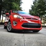 2012 Ford Fiesta SES Hatchback