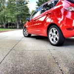 2012 Ford Fiesta Hatch - panorama shot by txGarage