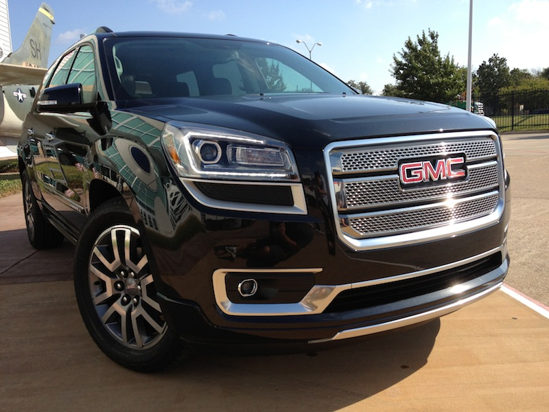 2013 GMC Acadia by txGarage