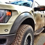 2013 Ford F-150 SVT Raptor off-road at the Texas Truck Rodeo - by txGarage