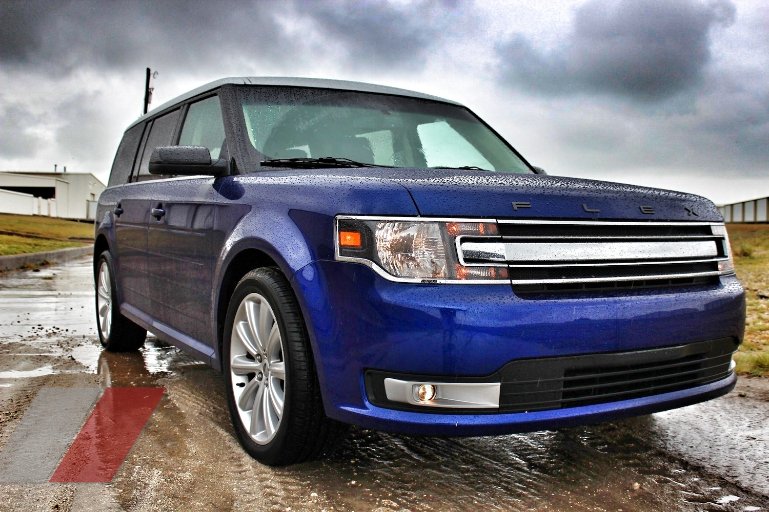 Full Review the 2013 Ford Flex SEL | txGarage