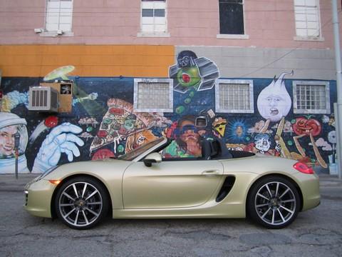 2013 Porsche Boxster - David Boldt - carbuzzard.com