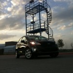 2011 Ford Fiesta Hatchback by txGarage