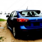 Mitsubishi Lancer Ralliart off road by txGarage