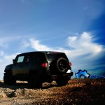 2011 Toyota FJ Cruiser off road by txGarage