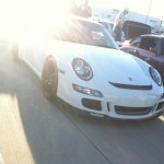 Porsche GT3 at Dallas Cars and Coffee by txGarage