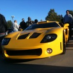 Factory Five GTM at Cars and Coffee by txGarage