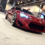 Scion FR-S Concept Preview at the Dallas Auto Show by txGarage