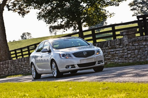 Review of the 2013 Buick Verano Turbo by David Boldt