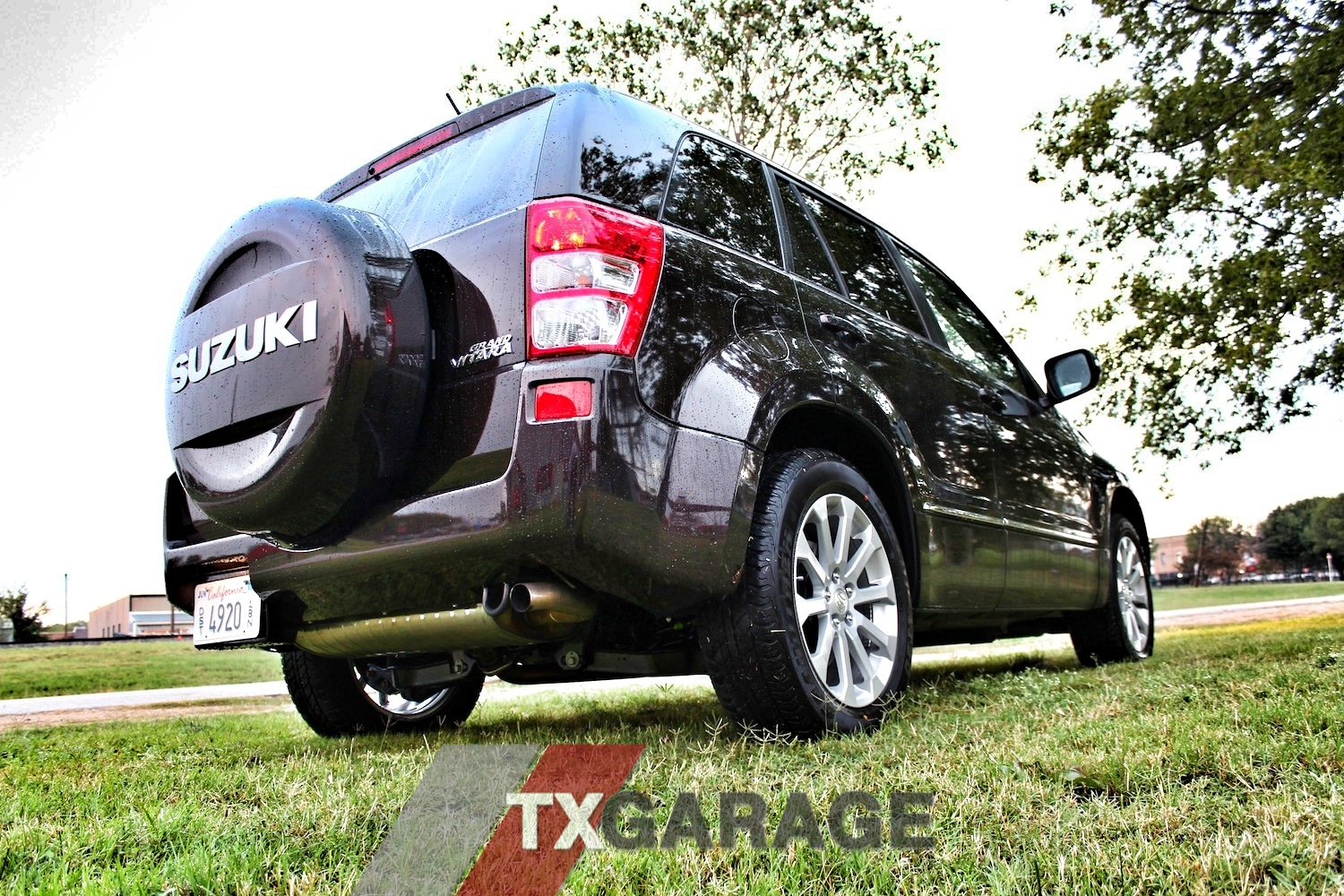 2013 Suzuki Grand Vitara 005 Txgarage
