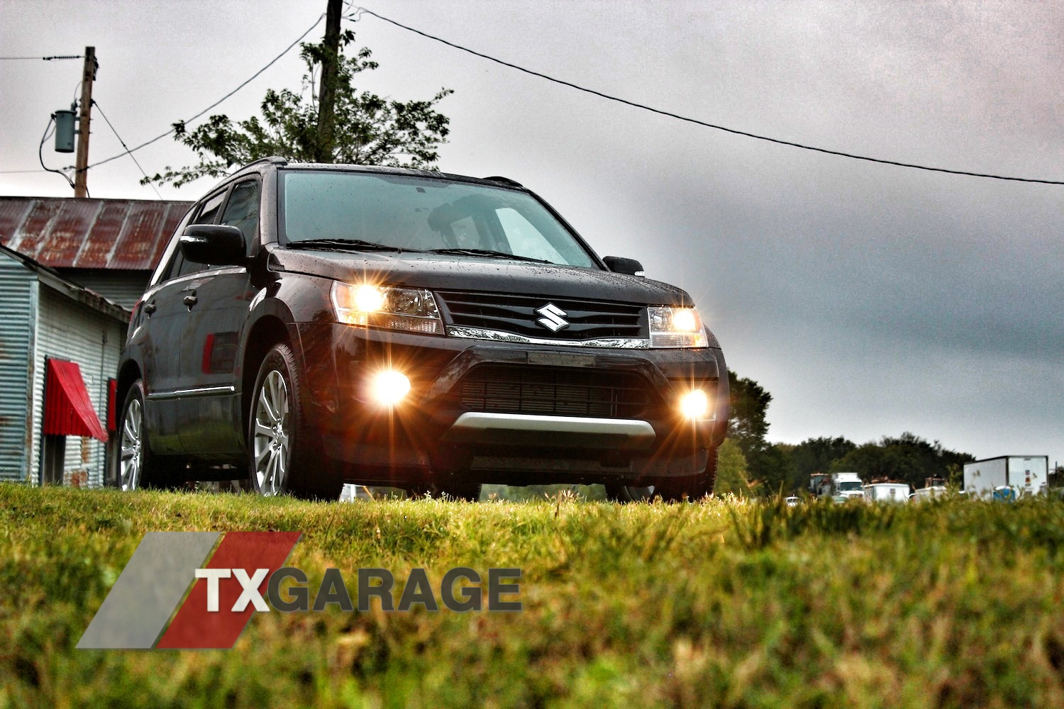 2013 Suzuki Grand Vitara Compact SUV By TxGarage